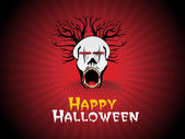 Abstract halloween background, wallpaper — Stockvektor
