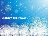 Merry christmas arka plan vektör — Stok Vektör