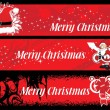 Royalty-Free Stock Vector Image: Banner for christmas