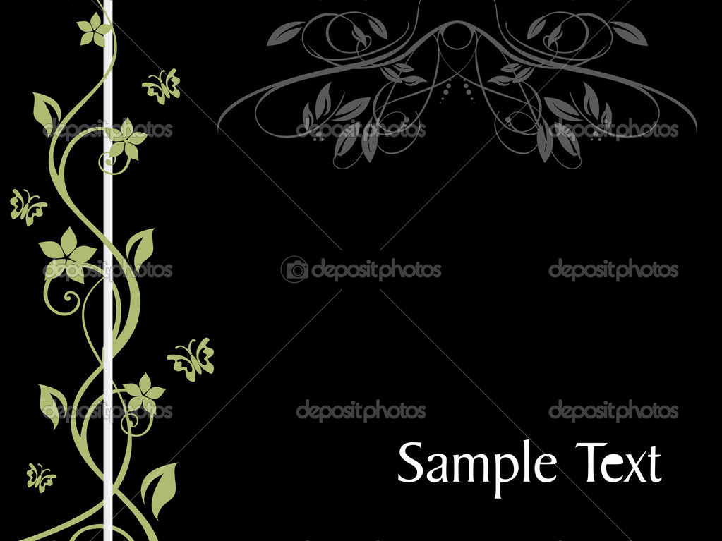 Abstract background with place for text, vector wallpaper4 — Stock Vector #1526304