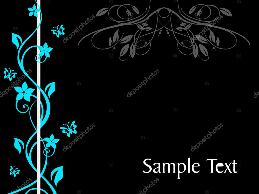 Abstract background with place for text, vector wallpaper3 — Stock Vector #1526307