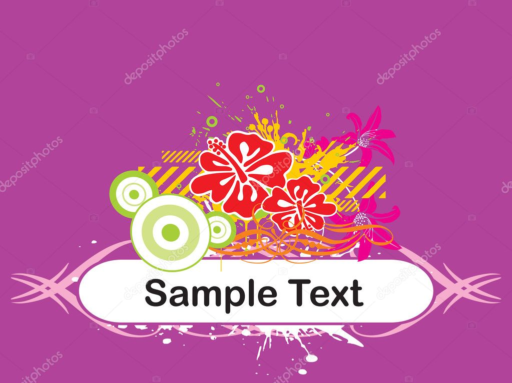 Abstract background with place for text, design18 — Stock Vector #1533685