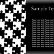 Royalty-Free Stock Vectorielle: Abstract mosaic pattern illustration
