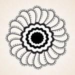 Abstract creative tatto, design26 — Stock Vector #1573853