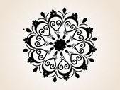 Abstraktní kreativní tatto, design9 — Stock vektor