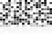 Vector abstracto mosaico fondo — Vector de stock