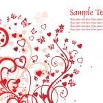 Vector illustration design card — Stock Vector