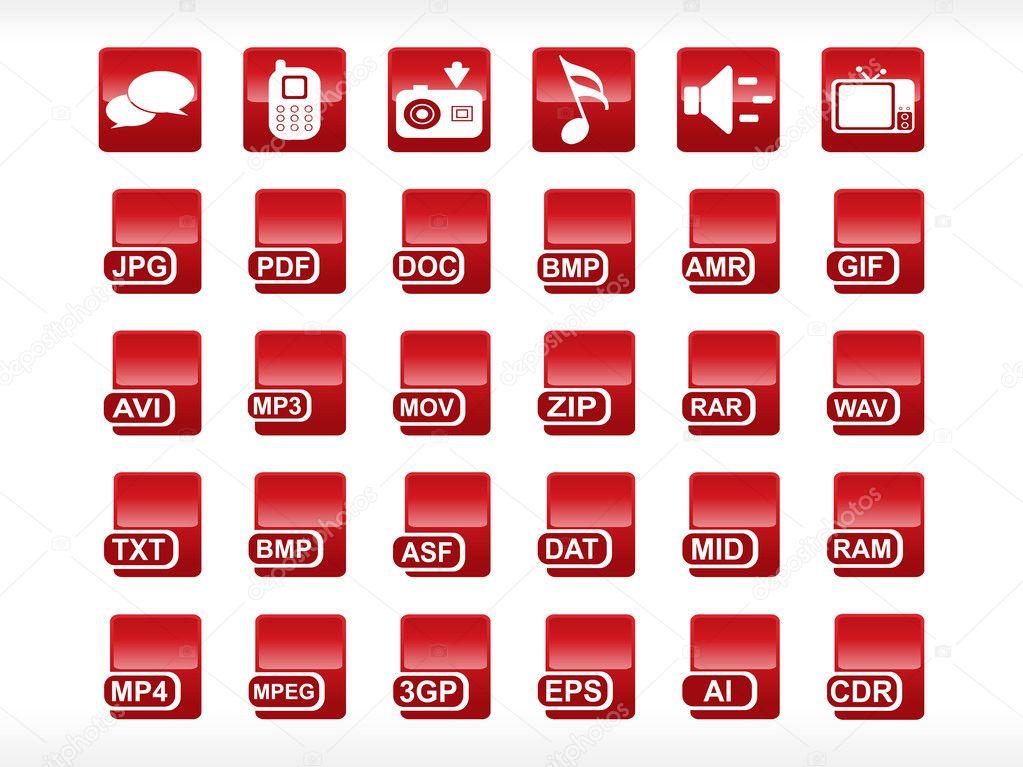 Computer File Icon Icon For Computer File
