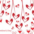 Vector illustration for valentine day - Stock Vector