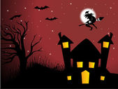 Abstract halloween series5 design10 — Stock Vector