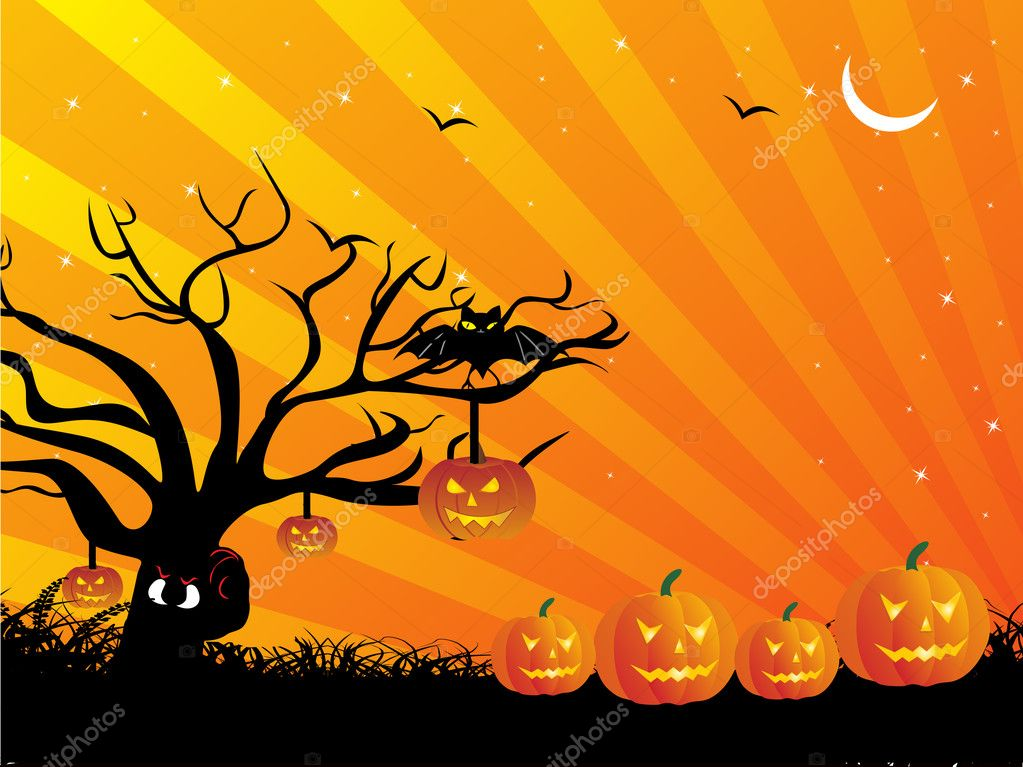 Abstract halloween series5 design13  Stock Vector #2181662