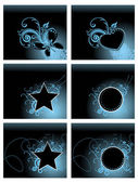 Abstract artwork background — Stock Vector
