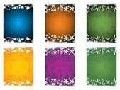 Creative artwork gretting card — Stock Vector