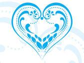 Vecteur de tatouage motif artistique — Vecteur