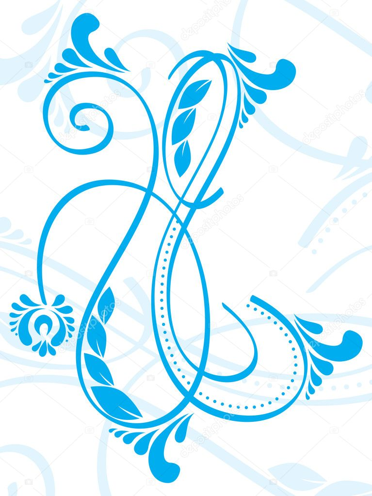 Beautiful art pattern tattoo background — Vettoriali Stock  #2247138