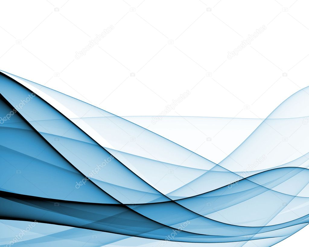 Abstract wave composition series5 design21 — Stock Photo #2313155
