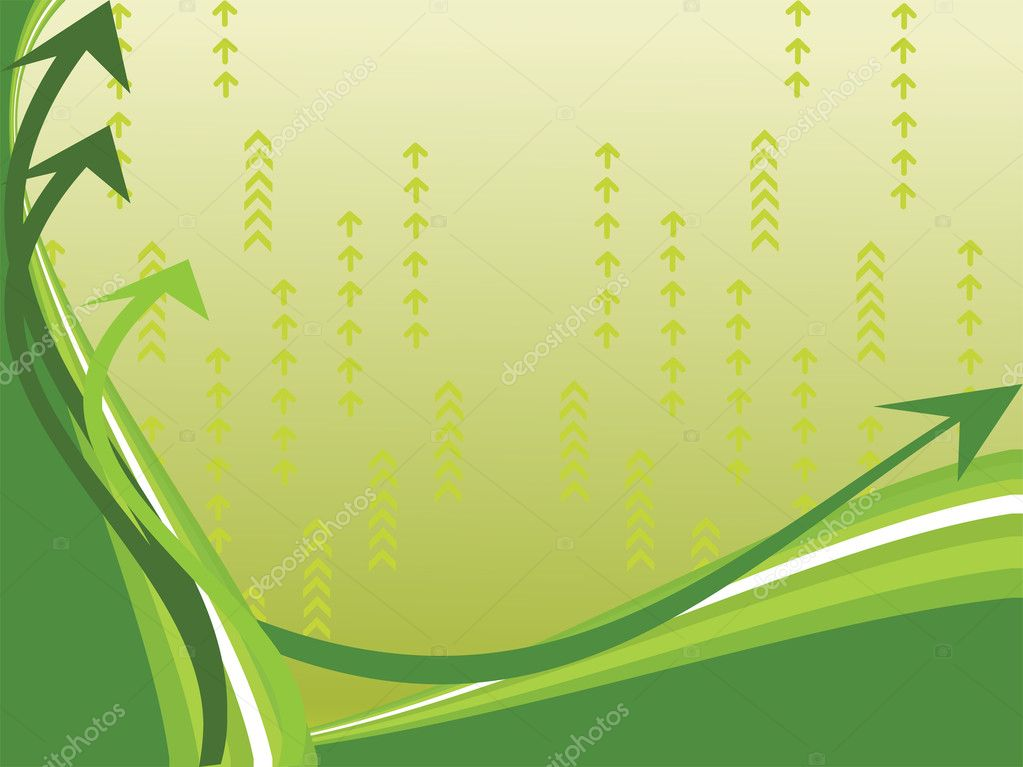 Abstract pattern arrow background — Stock Vector #2313975