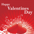 Royalty-Free Stock Immagine Vettoriale: Illustration for valentine day