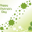 Vector illustration for st patrick day — Stock Vector #2364799