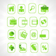 Complete web Icons collection — Stock Vector #2488006