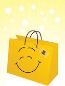Colorful shopping bags, vector design16 — Stock Vector