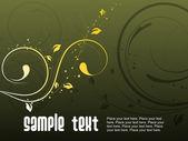 Creative artwork illustration — Stock Vector