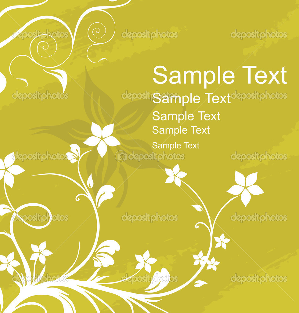Sample Text Wallpaper Flower Texture For Sample Text
