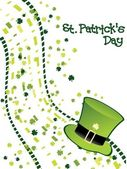 Illustration for patrick day — Stock Vector
