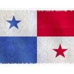 Flag of Panama on background — Stock Photo #2620017