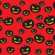 Funky halloween vector sheet45 — Stock Vector