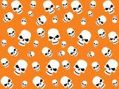Funky halloween vector — Stock Vector