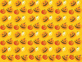 Wallpaper for halloween day — Stock Vector