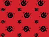 ハロウィーンの日の壁紙 — ストックベクタ