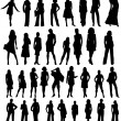 Fashion — Vector de stock #1845040