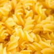 Raw pasta background — Stock Photo
