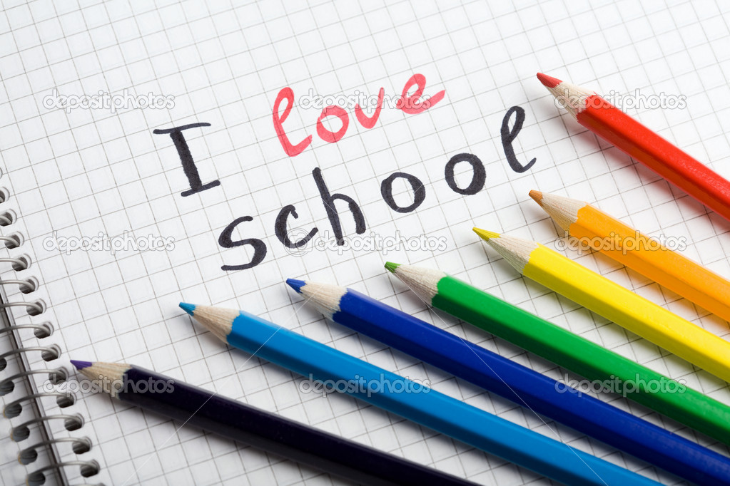 Back to school background — Stock Photo #1701133