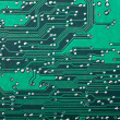 Royalty-Free Stock Photo: Electronic circuit board
