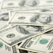 Dollar banknotes background — Stock Photo #1963474