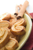 Spiced cookies isolated — Stock Photo