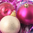 Christmas-tree decoration — Foto Stock