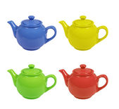 Teapots — Stock Photo