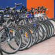 Bicycles — Stockfoto #1514470