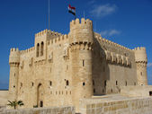 Fortress in Alexandria — Stock Photo