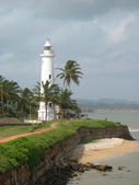 Beacon in Galle — Stock Photo