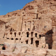 Petra in Jordan - Stockfoto