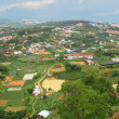 Royalty-Free Stock Photo: Panoramic view on Dalat city
