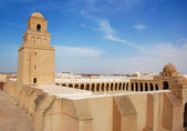 Great Mosque of Kairouan, Tunisia — Stock Photo