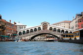 Rialto bridge — Stock Photo