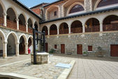 Monastery Kykkos in Cyprus — Stock Photo