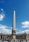 Vatican obelisk — Stock Photo